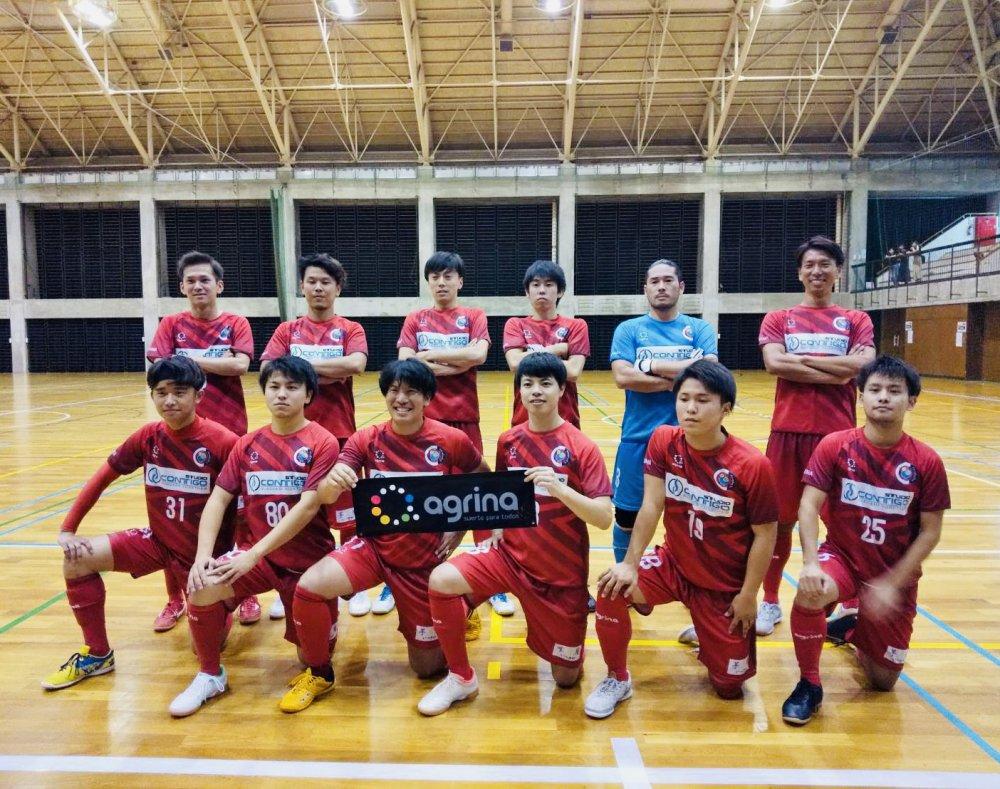 SuperSports XEBIO 第22回群馬県フットサルリーグ 1部