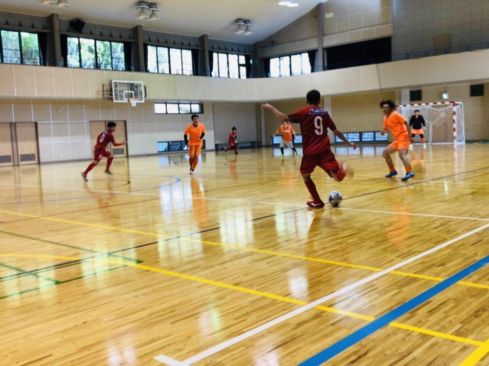 富岡市民スポーツ大会フットサル競技