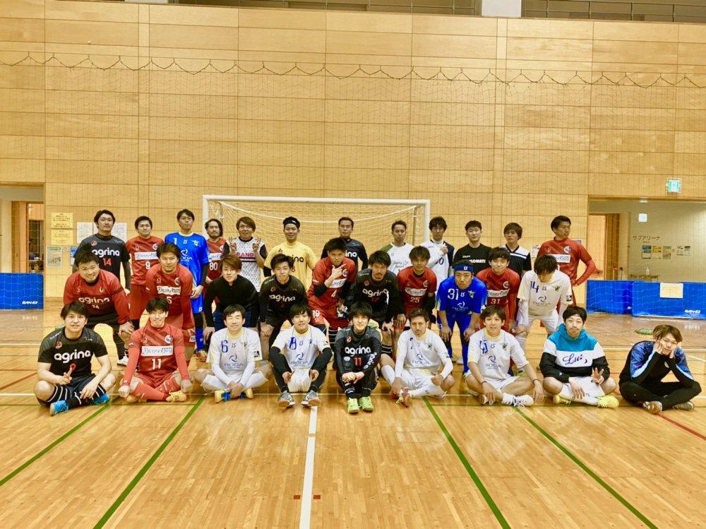 群馬・埼玉・神奈川フットサル交流戦